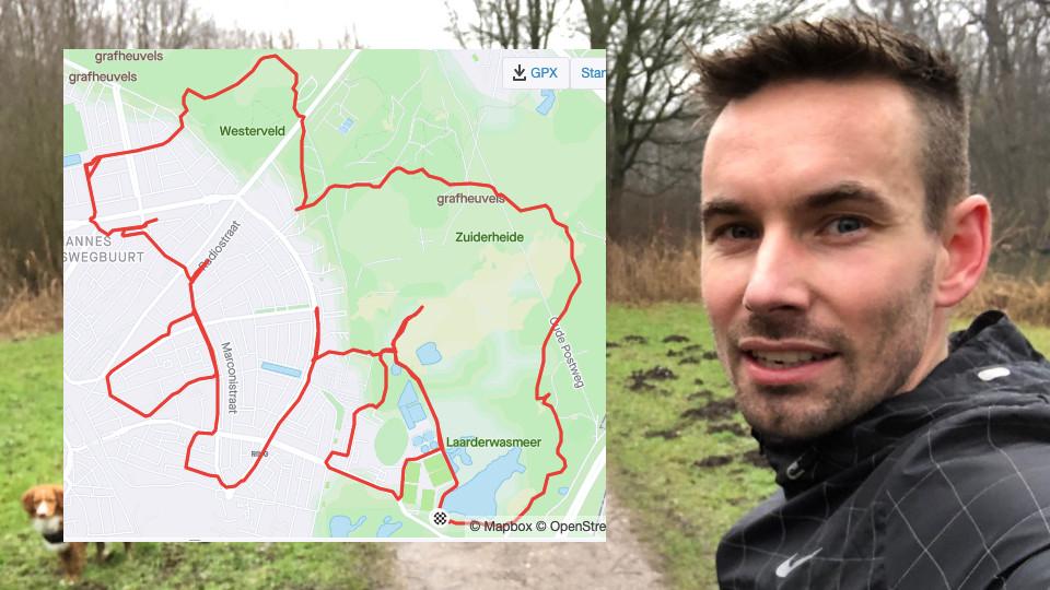 LoopPraat 28 - Sander Gabel (Runbrandt)